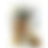 Transfert thermocollant - renard apache - 29 cm x 23cm