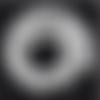 Perle ronde howlite - lot de 10 - 6 mm - ref-p-1141