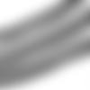 Galon pompon - ruban pompon - coloris noir - vendu au mètre