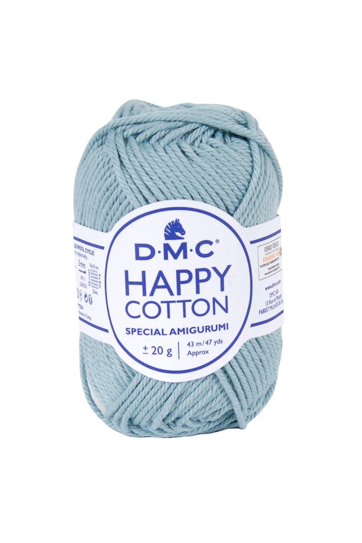 Coton à crocheter , DMC FIL HAPPY COTTON N°767 , amigurumi