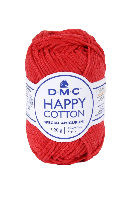 Coton à crocheter DMC ,  FIL HAPPY COTTON, N°789
