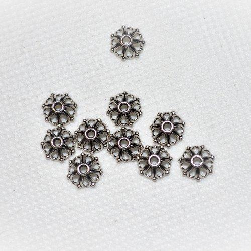 Lot de 10 déco de perle diam environ 3 mm