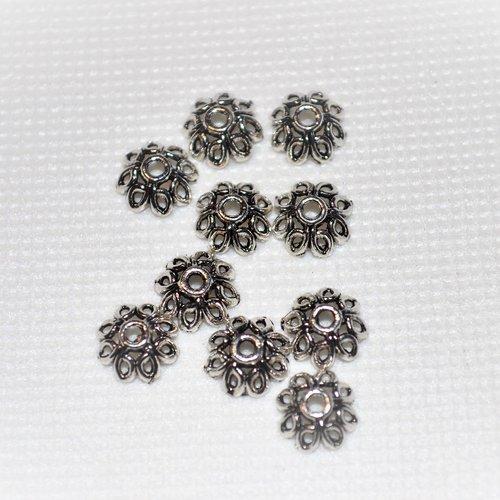 Lot de 10 décoration de perles