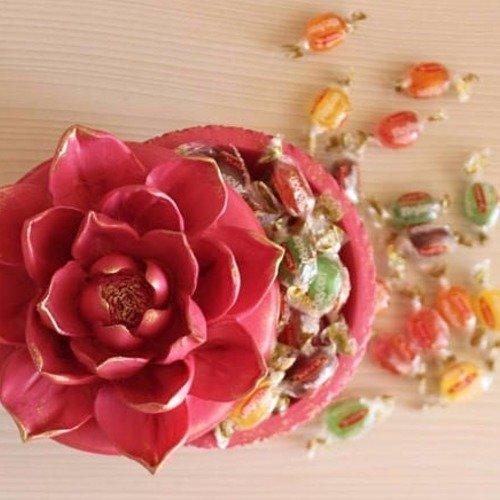 cut boite bijoux polymère