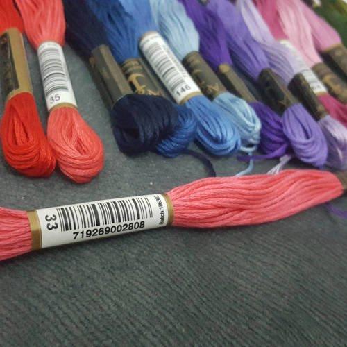 Anchor Moulin/é 6 fils 8 m 100/% de coton 146