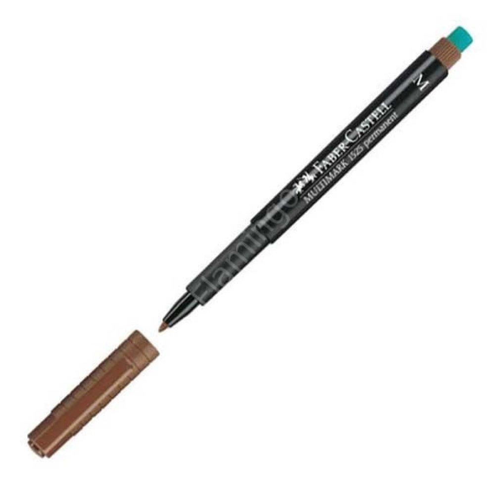 Marqueur de charpentier /à trou profond 20 mm Encre noir//bleu//rouge Imperm/éable Pointe longue pour d/écoration de la maison traitement du mat/ériel bleu