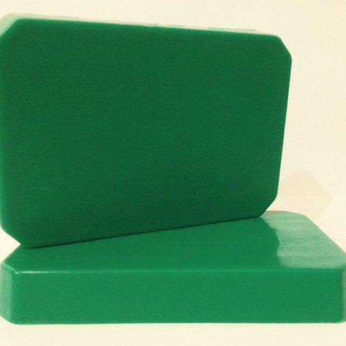 1kg bloc de savon à mouler pain de savon vert