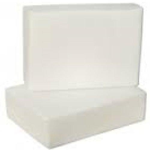 1kg bloc de savon à mouler pain de savon blanc