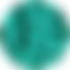 10 perle 12mm silicone couleur vert, creation bijoux, attache tetine