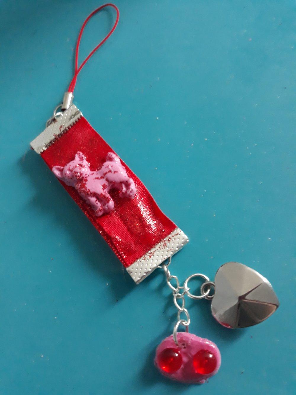 Une autre forme de bijoux de sacs ou mobile