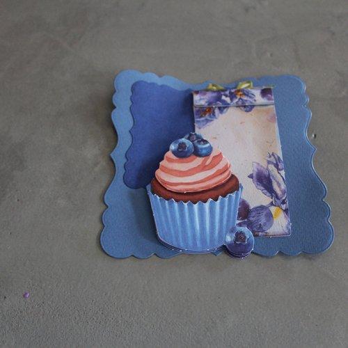 LOT de 3 EMBELLISSEMENTS en résine GÂTEAU CAKE MUFFIN ANNIVERSAIRE STRASS