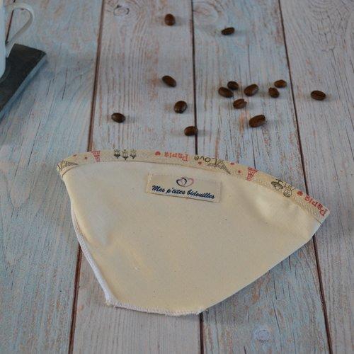 Filtre à café réutilisable