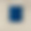 Ruban satin bleu royal 6mm x 10m