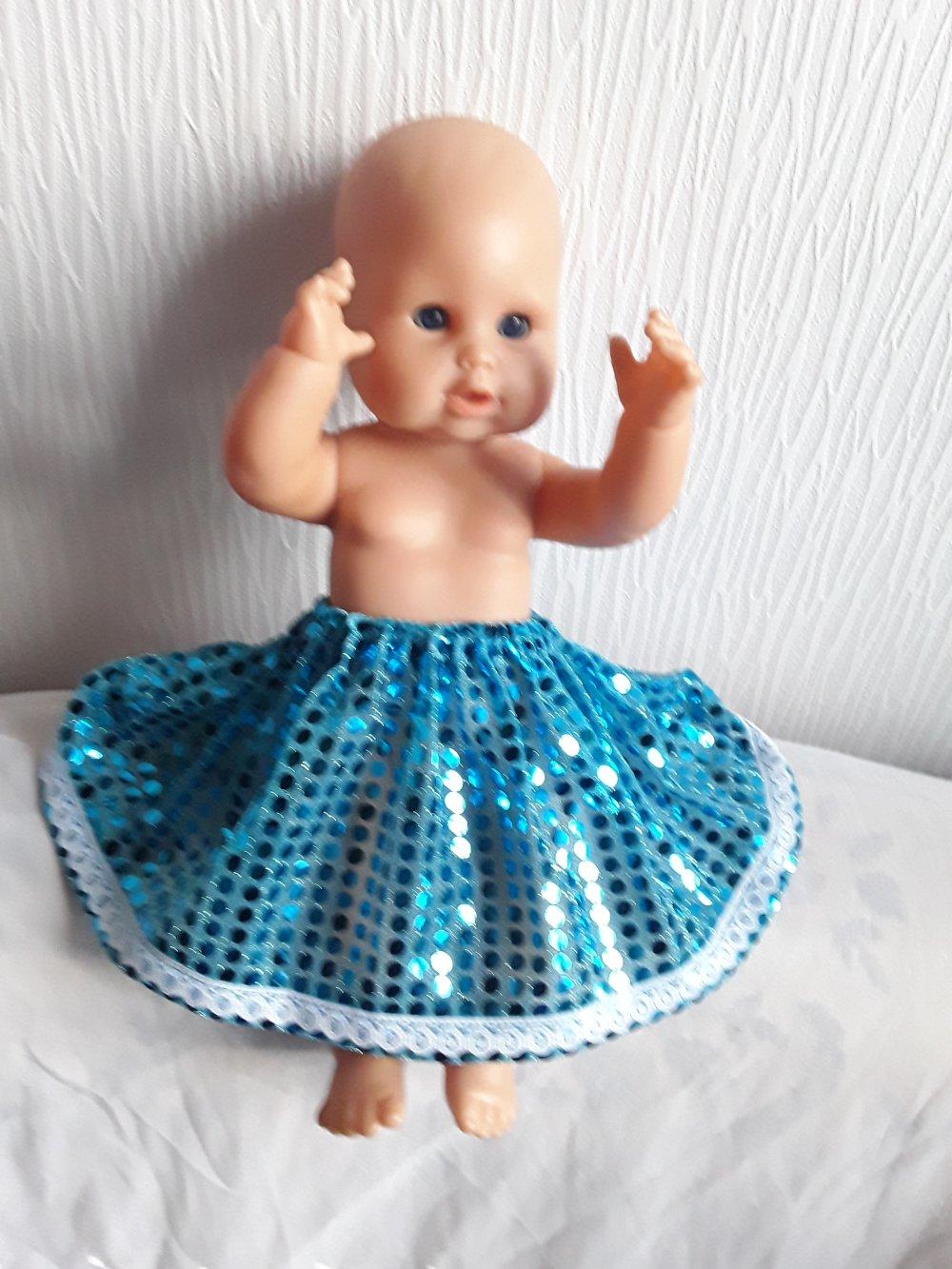 Vêtements de poupée 36 cm tutu