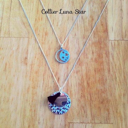 Collier luna star