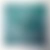 Acrylique sur toile, tableau abstrait contemporain, 50*50cm