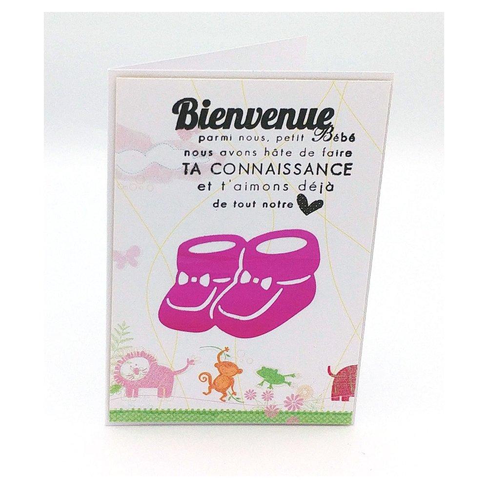 carte de voeux naissance Carte félicitations naissance, carte de voeux naissance   Un grand