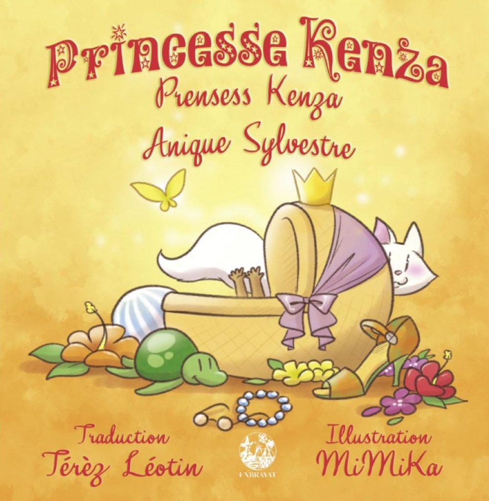 Princesse Kenza - Album jeunesse