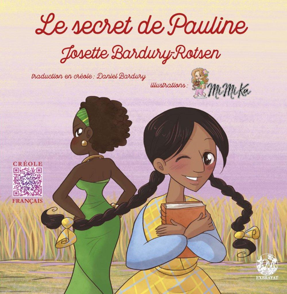 Le secret de Pauline - Album jeunesse