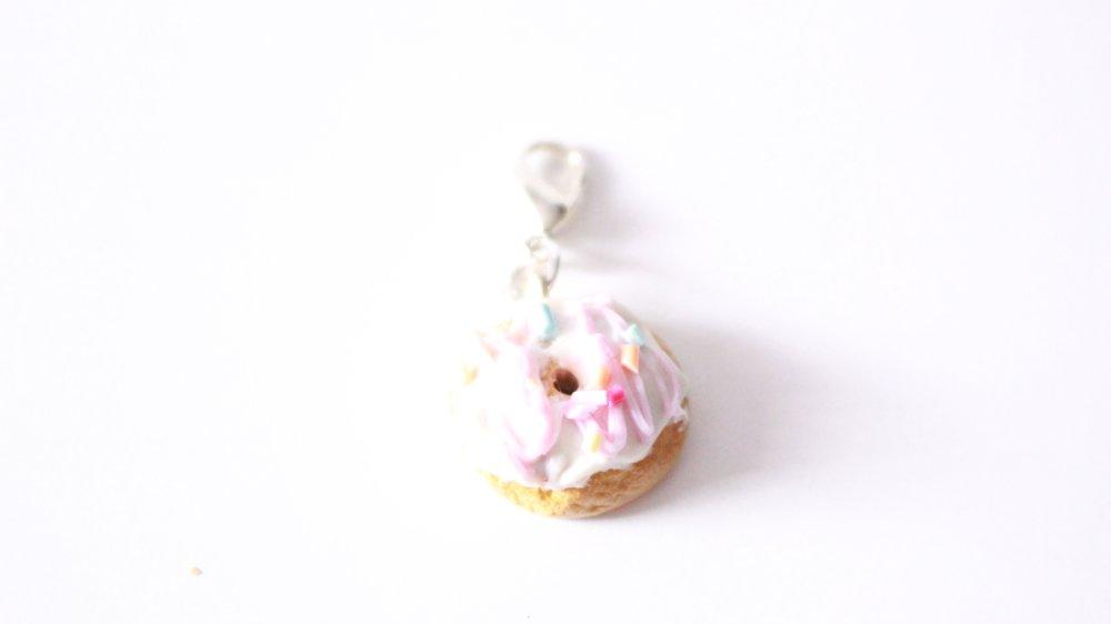 Charms donut glaçage chamallow