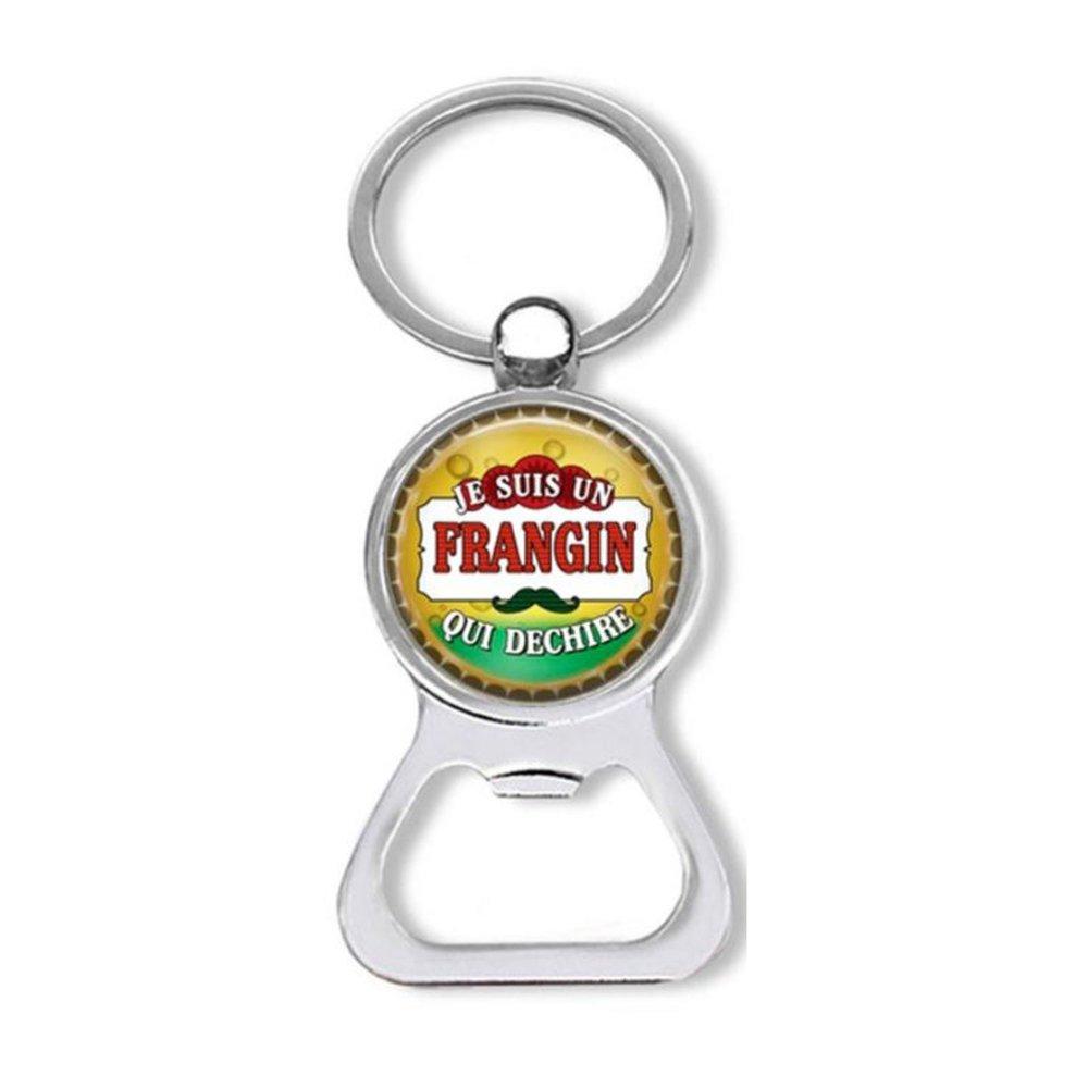 Porte clés papa, Porte-clés décapsuleur frangin