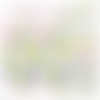 72 images digitales - lama, no drama llama - ovale - images cabochons - bijoux