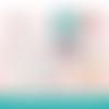 72 images digitales - tête de lama - rond - images cabochons - bijoux