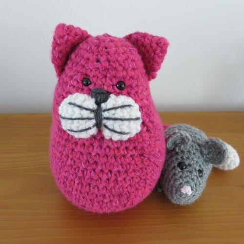 Deadly Panda Panda crochet pattern Panda amigurumi pattern | Etsy | 500x500