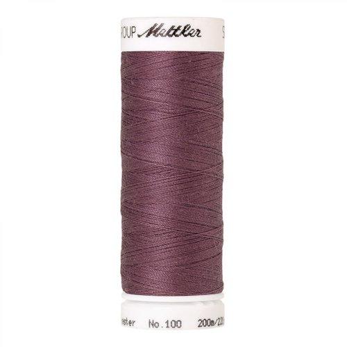 Fil seralon pour machine à coudre violet mettler (0300)