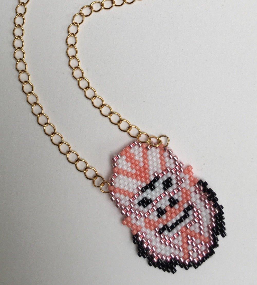 Collier Tête de Gorille