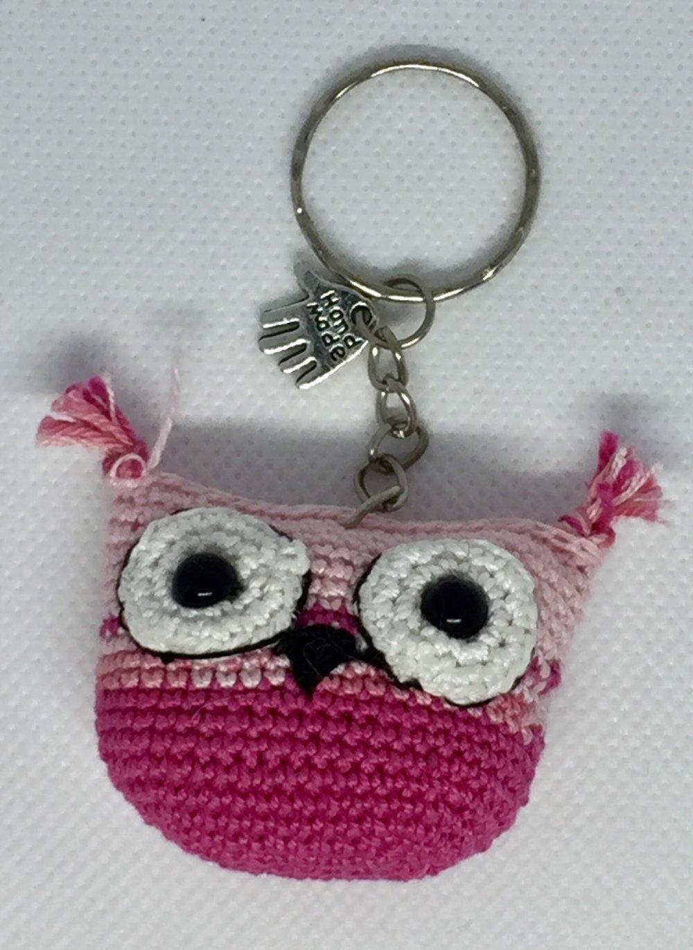 Porte clés chouette