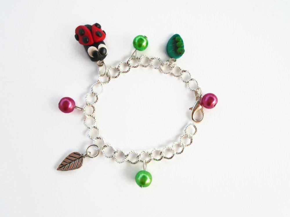 bracelet vive le printemps