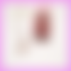 Collier religieuse en fimo pâte polymère