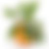 Bougie de 50 ml à la fleur d'oranger