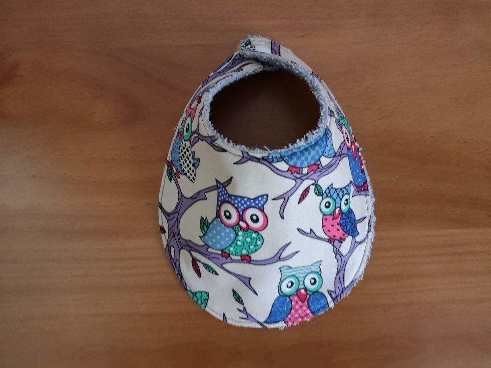 Bavoir bandana pour bébé