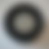 Pot de peinture pochoir pour vitres - glass tattoo - opale scintillant - numéro 590