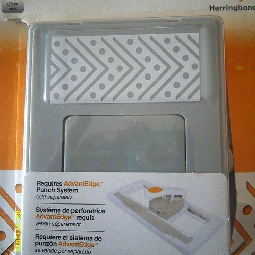 Fiskars perforatrice  advant edge punch system cartridge- cartouche pour système de perforatrice