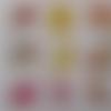 """Livre """"motifs pour linge de maison"""" - personnalisez votre intérieur - plus de 200 motifs à broder"""