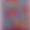 """Planche de 15 stickers épais motifs : """"vacances"""" - de chez créa pecam"""