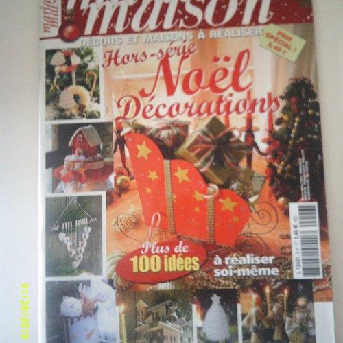 """Magazine """"marianne maison hors série numéro 6""""  - novembre - décembre 2015  -"""