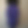 Tampon mousse représentant  une petite fille - 7,5 cm x 4,5 cm