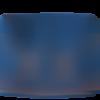 Gilet en tricot bleu orange pour garçon 3/4 ans -  pièce unique