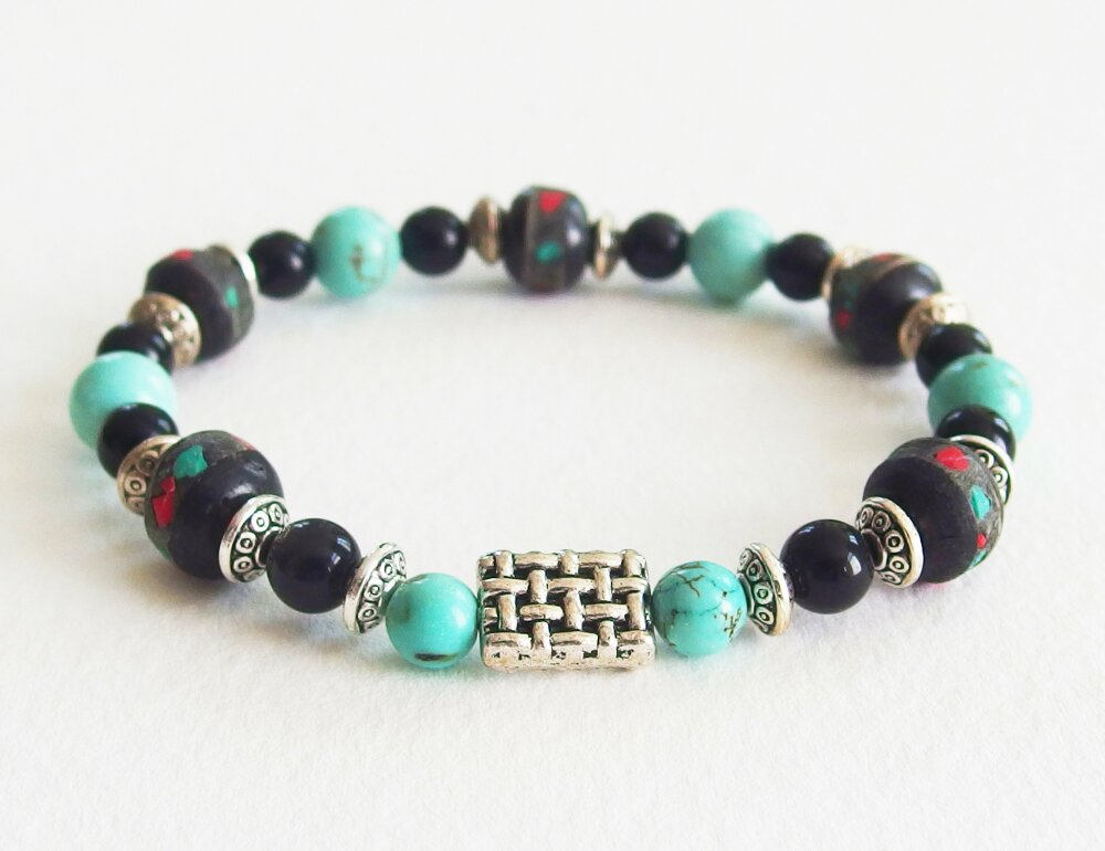 Bracelet Homme Ethnique
