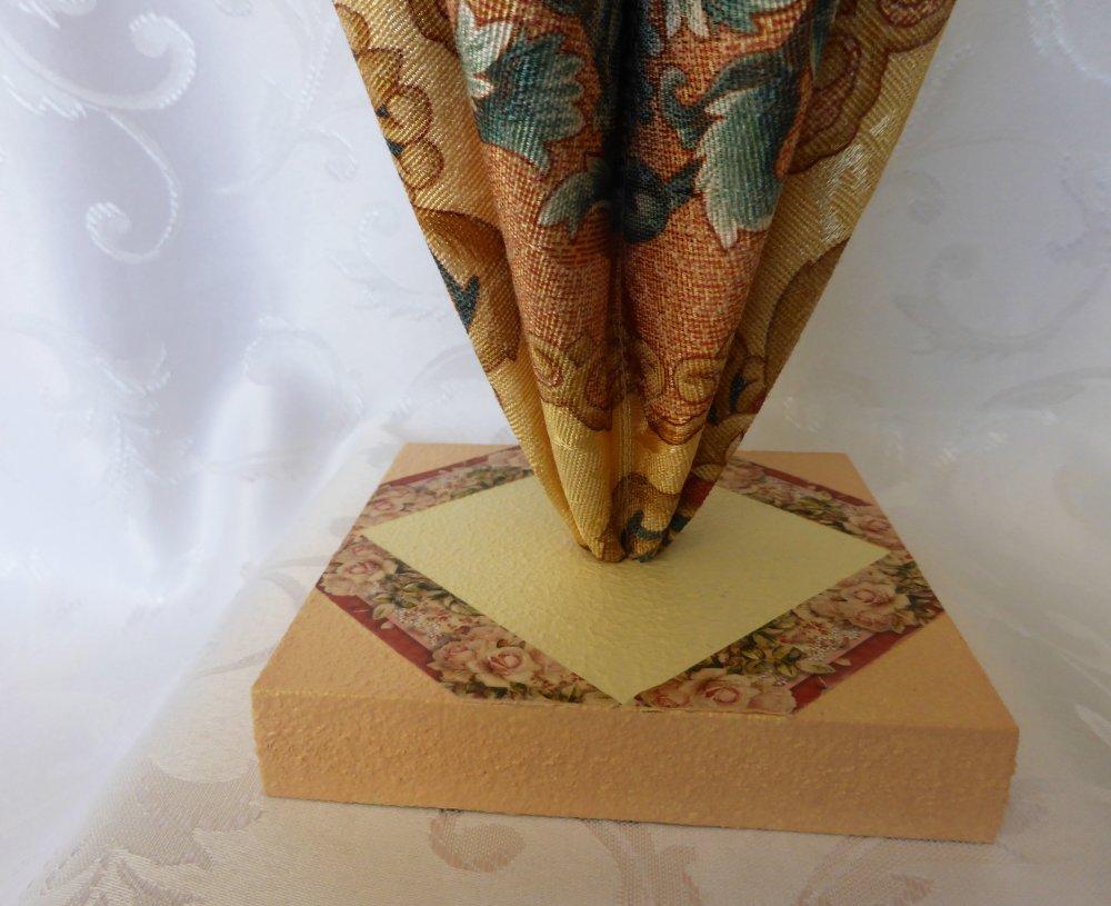 Parapluie porte serviettes de table de décoration
