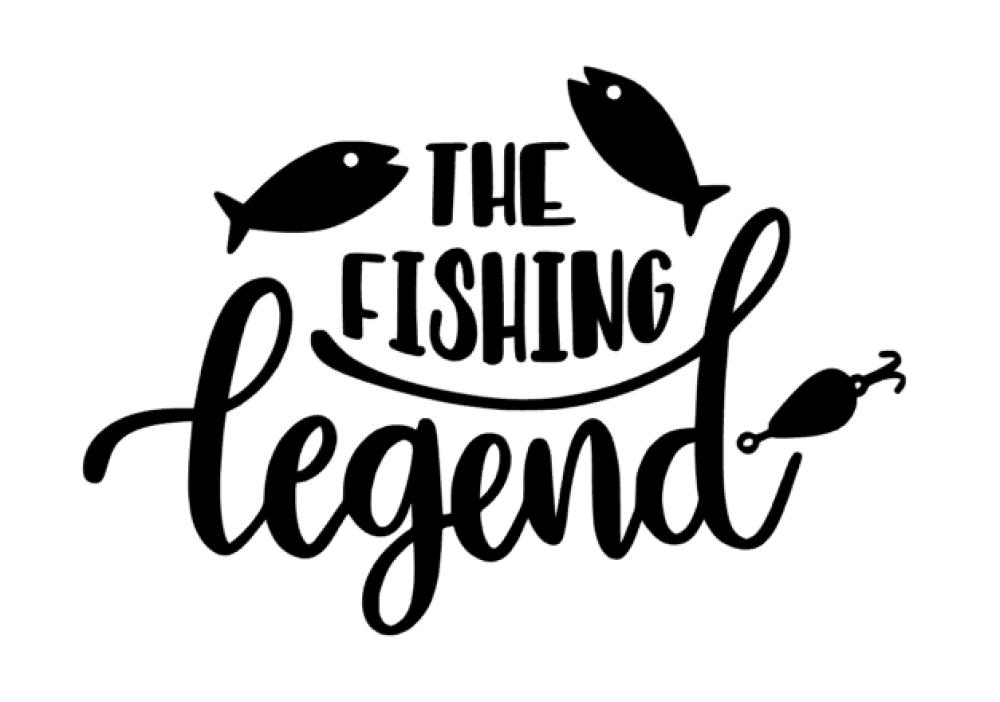 Legende de la pêche