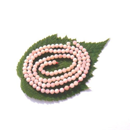 20 perles rubis zoisite rondelle abaque à facettes 8 x 5 mm