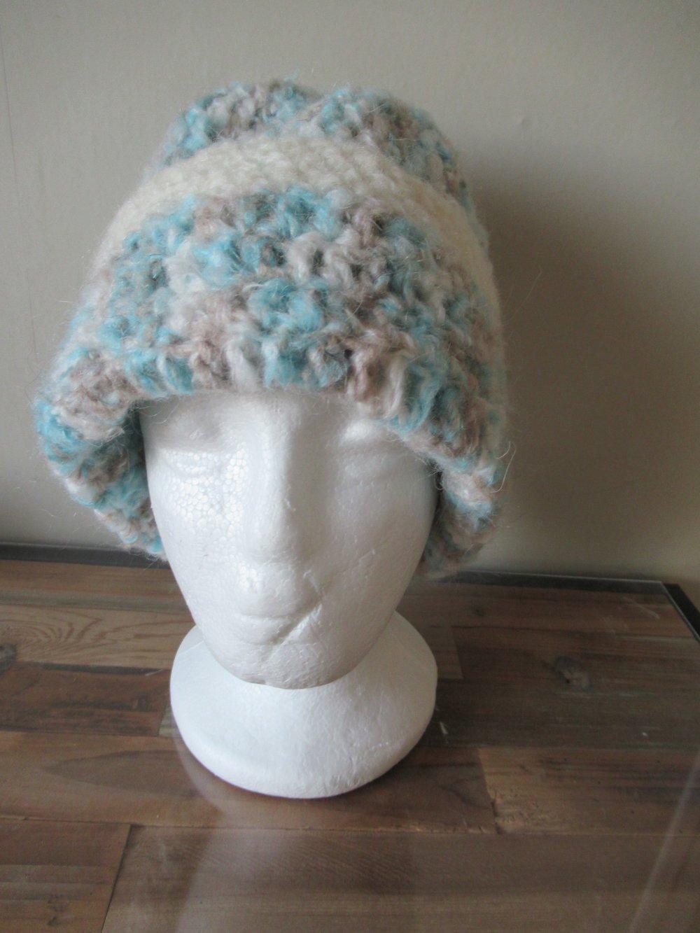 gros bonnet en laine pour homme , bonnet ski