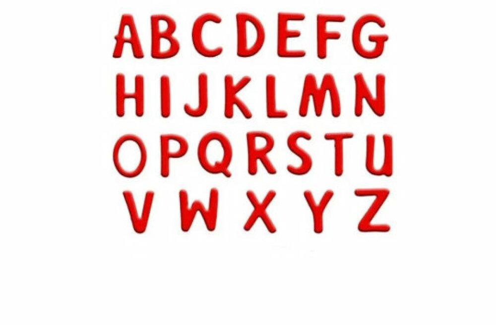 Ogquaton //30pcs r/étro alphabet lettre majuscule minuscule artisanat en bois tampon en caoutchouc Set 30pcs bo/îte en bois vintage lettre sceller Capital rentable et de bonne qualit/é