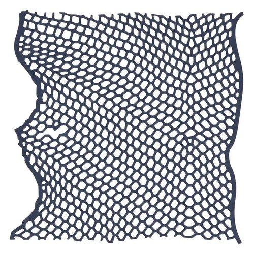 Découpe scrapbooking filet de pêche, décor, mer, riviere, papier embellissement, die cut