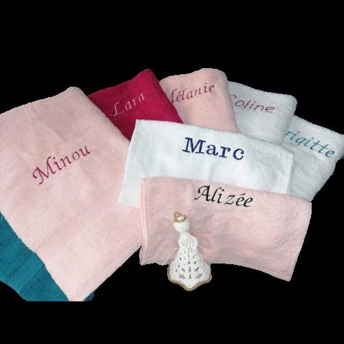 """58/""""x39/"""" personnalisé rose clair Cocktail Microfibre Serviette de plage serviette seulement *"""